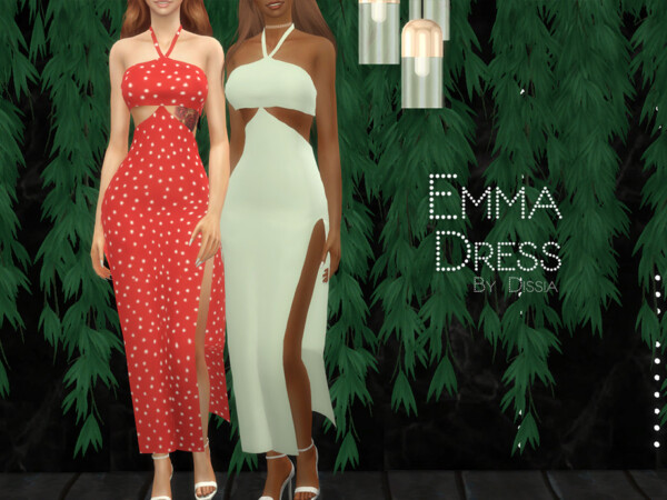 Emma Dress by Dissia from TSR