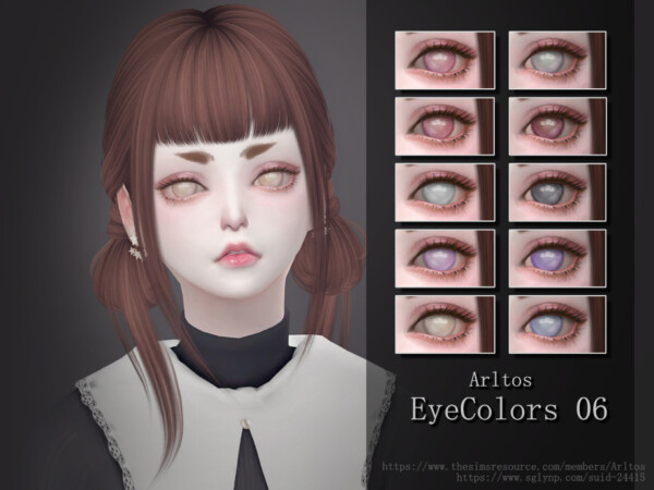 Eyes Color 6 by Arltos from TSR