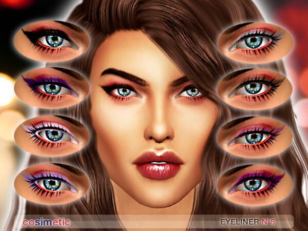 Eyeliner N5 by cosimetic from TSR