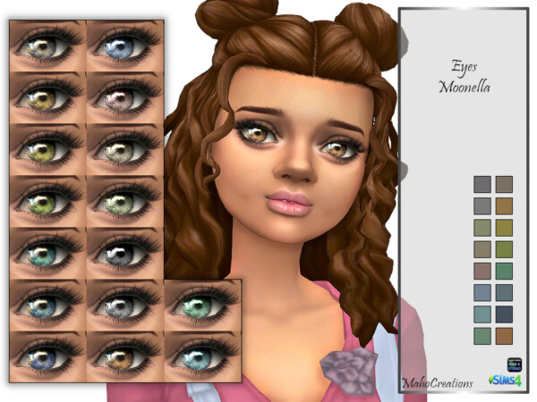 Eyes Moonella by MahoCreations from TSR