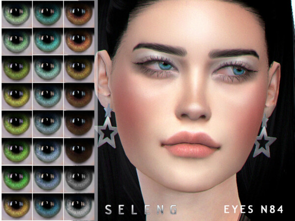 Eyes N84 by Seleng from TSR