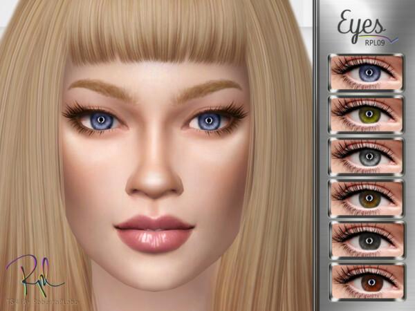 Eyes RPL09 by RobertaPLobo from TSR