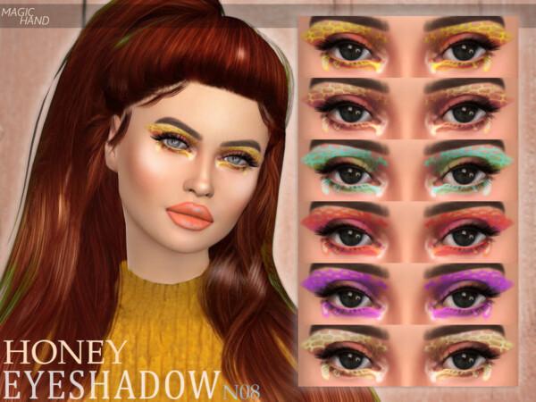 Eyeshadow N08 by MagicHand from TSR
