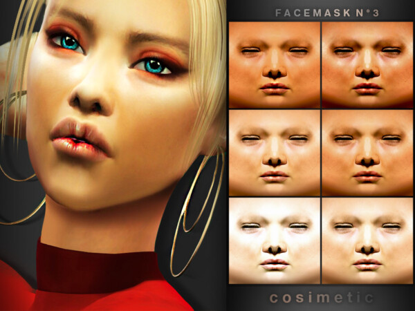 Facemask N3 Gigi by cosimetic from TSR