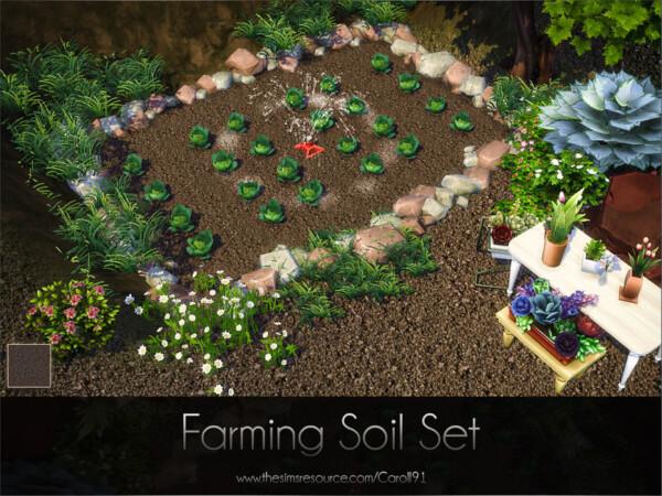 Farming Soil Set by Caroll91 from TSR