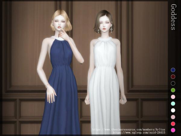 Goddess Dress by Arltos from TSR