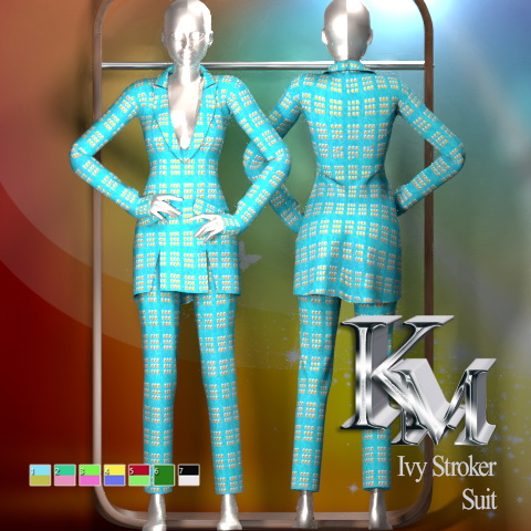 Ivy Stroker Suit from KM