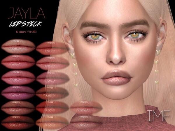 Jayla Lipstick N.283 by IzzieMcFire from TSR