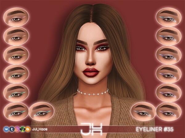 Eyeliner 35 by Jul Haos from TSR