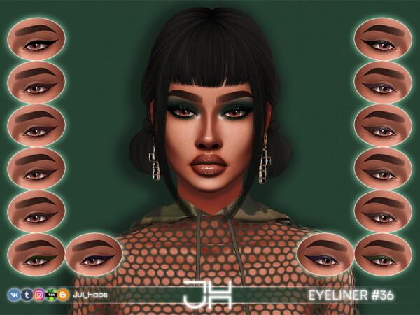 Eyeliner 36 by Jul Haos from TSR