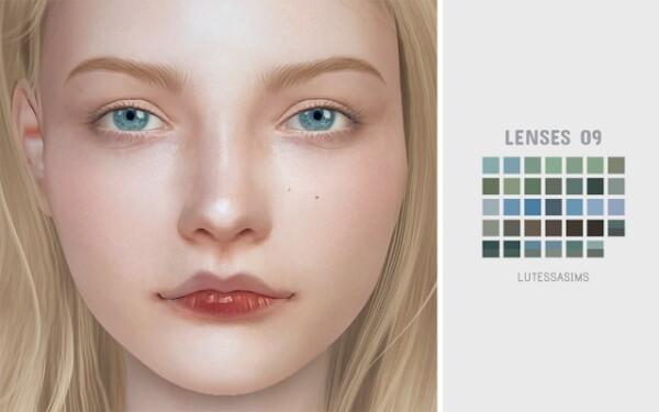 Lenses 09 from Lutessa