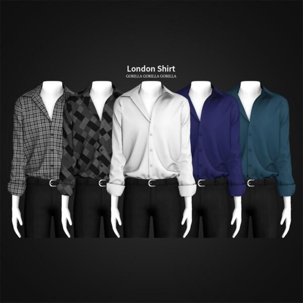 London Shirt from Gorilla