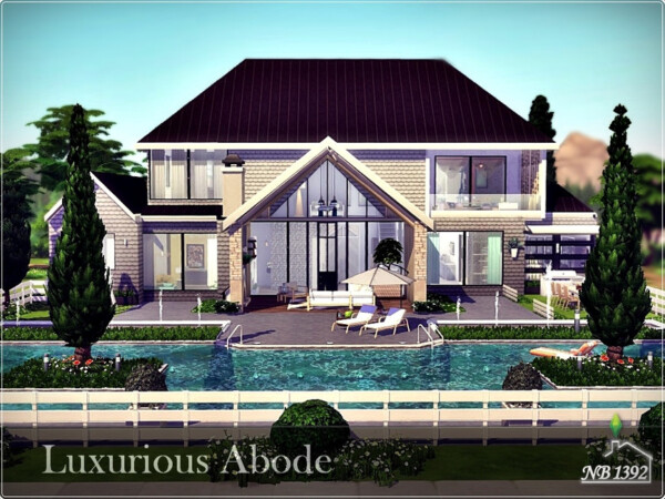Luxurious Abode Home by nobody1392 from TSR