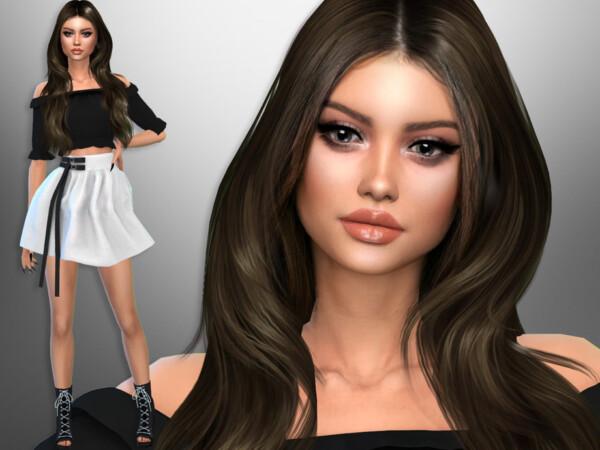 Magdalena Avalos by divaka45 from TSR