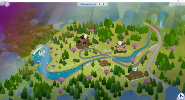 Map World Pack by Cassar from Luniversims