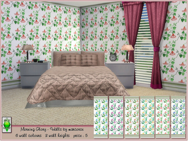 Morning Glory Walls by marcorse from TSR