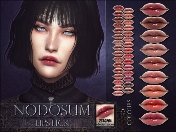Nodosum Lipstick by RemusSirion from TSR