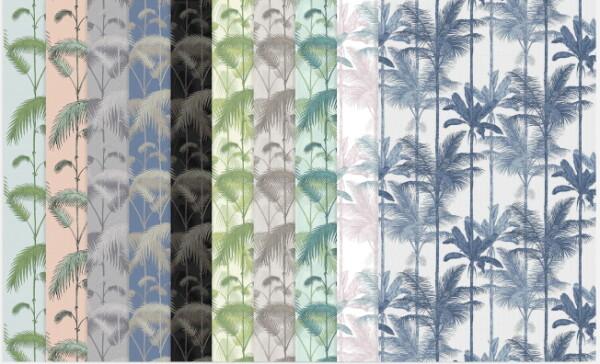 Palatial Palm Wallpaper from Simplistic