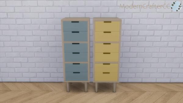 Power Tower Dresser Recolour from Modern Crafter