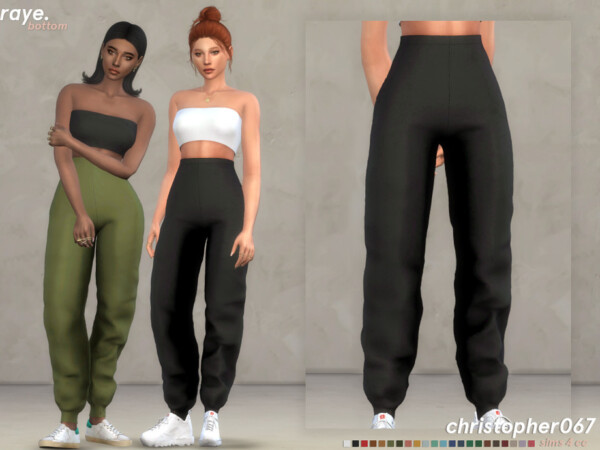 Raye Pants by Christopher067 from TSR