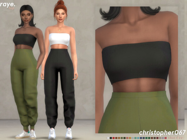 Raye Top by Christopher067 from TSR