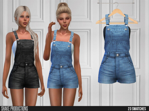489 Farm Outfit by ShakeProductions from TSR