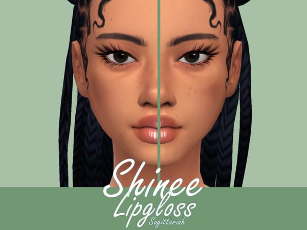 Shinee Lipgloss by Sagittariah from TSR