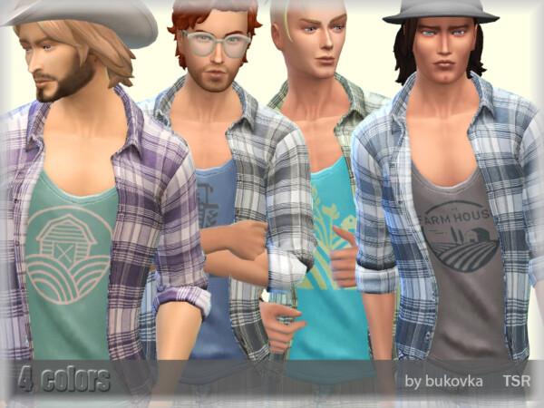 Shirt Farm by bukovka from TSR