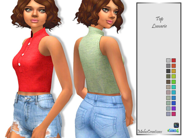 Top Lunarie by MahoCreations from TSR
