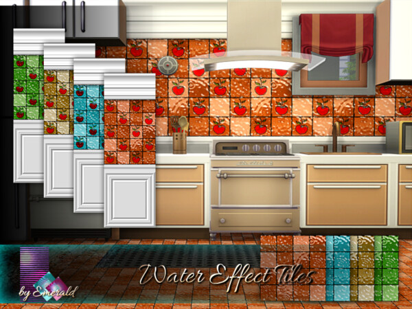 Water Effect Tiles by emerald from TSR