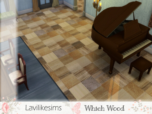 Which Wood by lavilikesims from TSR