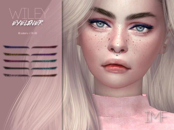 Wiley Eyeliner N.101 by IzzieMcFire from TSR