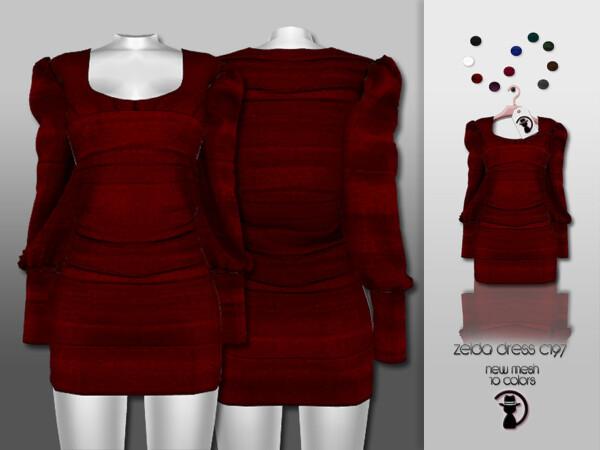 Zelda Dress C197 by turksimmer from TSR
