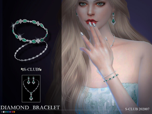 LL Bracelet 202007 by S Club from TSR