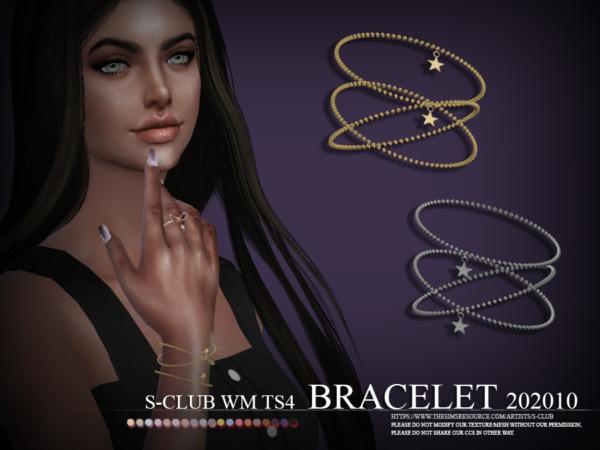 Bracelet 202010 by S Club from TSR