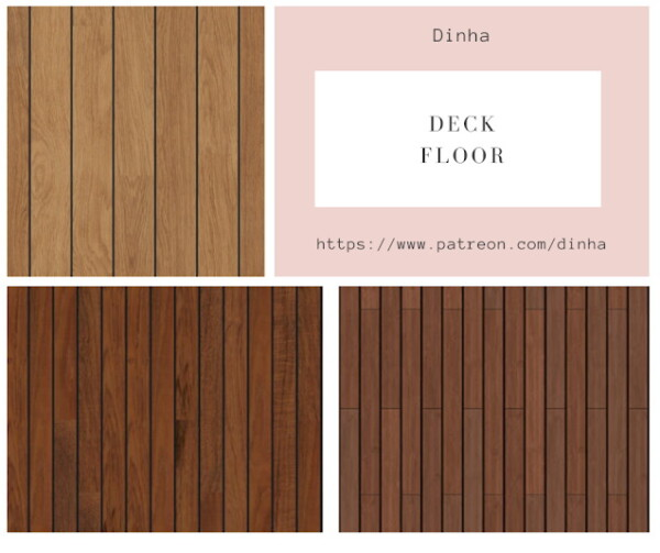 Deck Floor N1 from Dinha Gamer