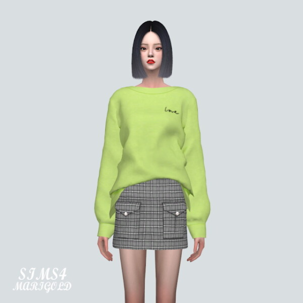 AABB Sweatshirts from SIMS4 Marigold