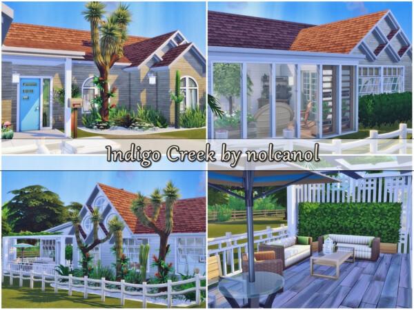 Indigo Creek House by nolcanol from TSR