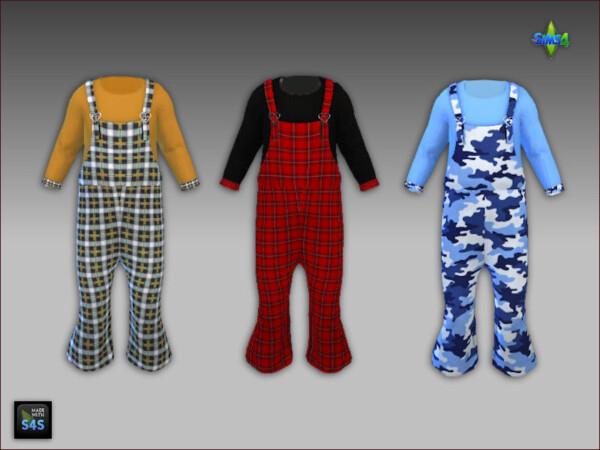Overalls and socks from Arte Della Vita