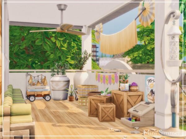 Community Garden by Mini Simmer from TSR