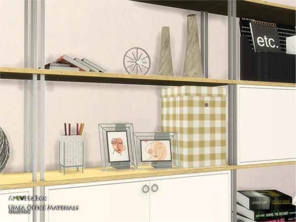 Umea Office Materials by ArtVitalex from TSR