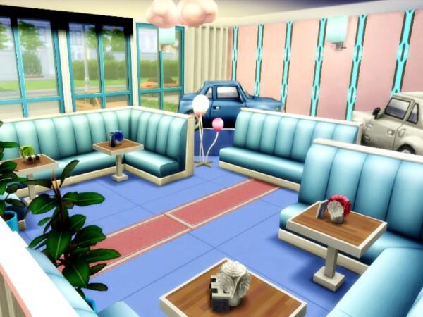 Milkshake Bar by GenkaiHaretsu from TSR