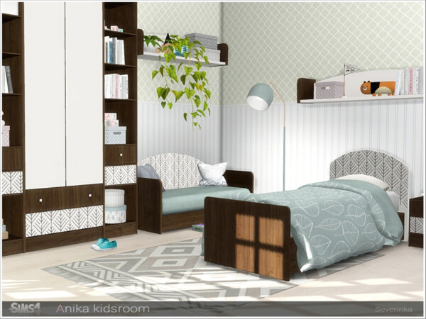 Anika kidsroom by Severinka from TSR