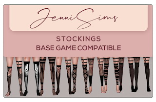 Stockings Pumpkin And Spice from Jenni Sims