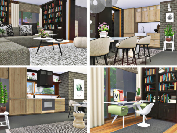 Cornell House by Rirann from TSR