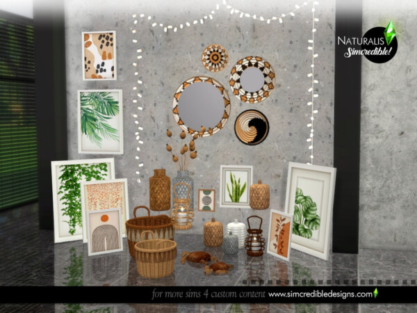 Naturalis Extras by SIMcredible! from TSR