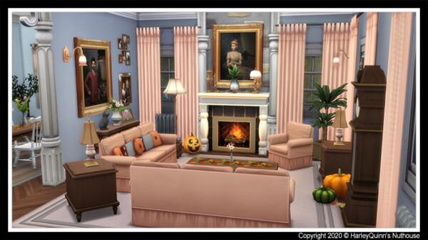 Fairchild Manor from Harley Quinn Nuthouse