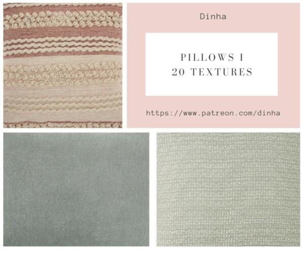 Pillows I from Dinha Gamer