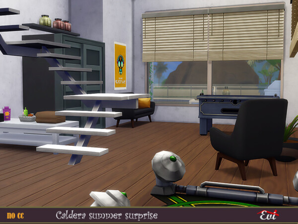 Caldera Summer Surprise Home by Evi from TSR
