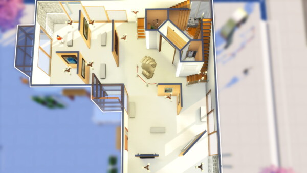 Plumbob Pictures Museum  by simbunnyRT from Mod The Sims